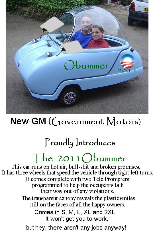 The 2011 Obummer